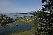 Apple Island, Sitka, Alaska<br />