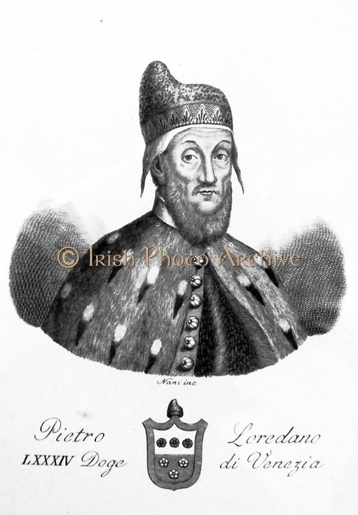 Portrait of Pietro Loredano 1570