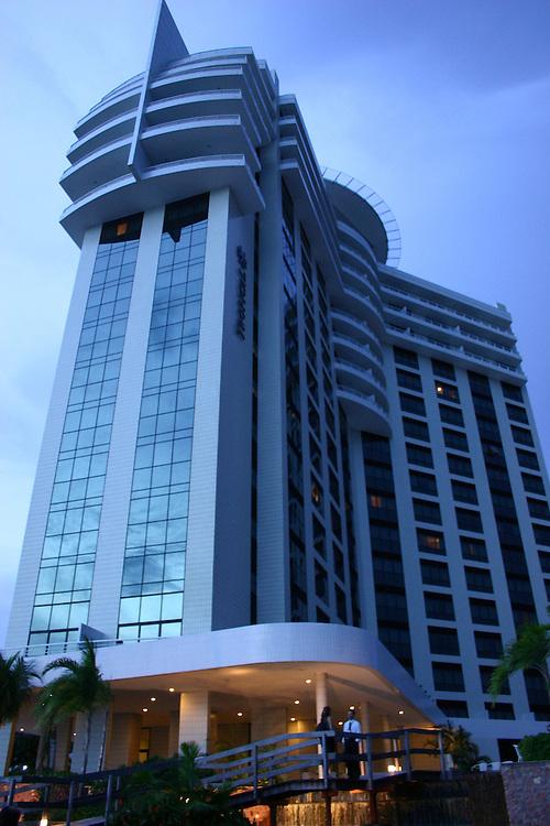 Manaus_AM, Brasil...Hotel Tropical em Manaus, Amazonas...Tropical Hotel in Manaus, Amazonas...Foto: JOAO MARCOS ROSA / NITRO