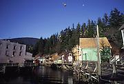 Creek Street, Ketchikan, Alaska<br />