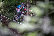 Nikolas Nestoroff (USA) at the 2018 UCI MTB World Championships - Lenzerheide, Switzerland