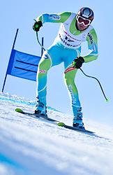 09.11.2009, Reiteralm, Pichl, AUT, FIS Alpin Ski, Super G EC der Herren auf der Reiteralm, im Bild MARKIC Gasper, 12, SLO, EXPA Pictures © 2009, Photographer EXPA/ S. Zangrando/ SPORTIDA PHOTO AGENCY