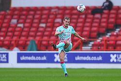 Ryan Bennett of Swansea City  - Mandatory by-line: Nick Browning/JMP - 29/11/2020 - FOOTBALL - The City Ground - Nottingham, England - Nottingham Forest v Swansea City - Sky Bet Championship