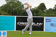 Stanislav Matus (CZE) on the 5th tee during Round 1 of the Northern Ireland Open in Association with Sphere Global & Ulster Bank at Galgorm Castle Golf Club on Thursday 6th August 2015.<br /> Picture:  Thos Caffrey / www.golffile.ie