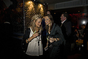 NAOMI MEITINER AND MARIA HATZISTEFANIS, Party to launch CARAT a new diamond brand, Kitts. Sloane sq. London. 20 December 2007.  -DO NOT ARCHIVE-© Copyright Photograph by Dafydd Jones. 248 Clapham Rd. London SW9 0PZ. Tel 0207 820 0771. www.dafjones.com.