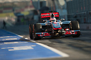 February 21, 2012: Formula One Testing, Circuit de Catalunya, Barcelona, Spain. \f112
