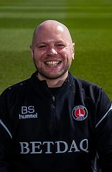 Charlton Athletic Head of Performance Analysis Brett Shaw