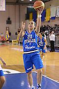 DESCRIZIONE : Parma Palaciti Nazionale Italia femminile Basket Parma<br /> GIOCATORE : Francesca Dotto<br /> CATEGORIA : tiro<br /> SQUADRA : Italia femminile<br /> EVENTO : amichevole<br /> GARA : Italia femminile Basket Parma<br /> DATA : 13/11/2012<br /> SPORT : Pallacanestro <br /> AUTORE : Agenzia Ciamillo-Castoria/ GiulioCiamillo<br /> Galleria : Lega Basket A 2012-2013 <br /> Fotonotizia :  Parma Palaciti Nazionale Italia femminile Basket Parma<br /> Predefinita :