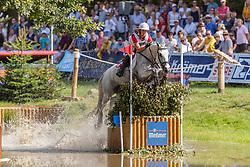 REALINI Tiziana (SUI), Toubleu de Rueire<br /> Luhmühlen - LONGINES FEI Eventing European Championships 2019<br /> Geländeritt CCI 4*<br /> Cross country CH-EU-CCI4*-L<br /> 31. August 2019<br /> © www.sportfotos-lafrentz.de/Stefan Lafrentz
