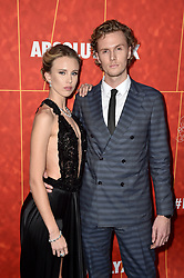 Tessa Hilton and Barron Hilton attend the amfAR Gala Los Angeles 2018 at Wallis Annenberg Center for the Performing Arts on October 18, 2018 in Beverly Hills, CA, USA. Photo by Lionel Hahn/ABACAPRESS.COM