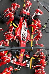 October 30, 2016 - Mexico - City, Mexico - Motorsports: FIA Formula One World Championship 2016, Grand Prix of Mexico, .#5 Sebastian Vettel (GER, Scuderia Ferrari) (Credit Image: © Hoch Zwei via ZUMA Wire)