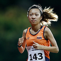 Belle Tan of National University of Singapore in action during the women's 5000m event. (Photo © Lim Yong Teck/Red Sports) The 2018 Institute-Varsity-Polytechnic Track and Field Championships were held over three days in January.<br /> <br /> Story: https://www.redsports.sg/2018/01/15/ivp-day-one/<br /> <br /> Story: https://www.redsports.sg/2018/01/18/ivp-day-two/<br /> <br /> Story: https://www.redsports.sg/2018/01/23/ivp-day-three/