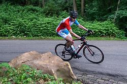 09-06-2018 NED: Training Webike2changediabetes La Vuelta a Sierra Nevada, Landgraaf<br /> In het Limburgse landschap werd de eerste serieuze stap gezet voor La Vuelta a Sierra Nevada