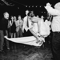 A destination wedding at The Ranch at Laguna Beach in Laguna Beach, California. This wedding was featured in California Wedding Day.
