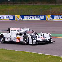 Porsche Team  Porsche 919 Hybrid #17 driven by Timo Bernhard / Mark Webber / Brendon Hartley\<br /> WEC 6 Hours of Spa-Francorchamps