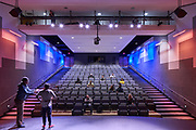 Fayetteville State University, Butler Theatre | BHDP Architects | Fayetteville, NC