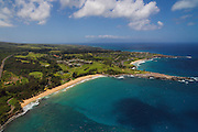 Fleming Beach, Ritz Carlton <br /> Kapalua Resort, Maui, Hawaii