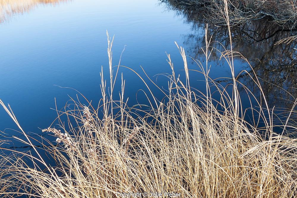Trustrom Pond, Coastal Salt Pond, Rhode Island