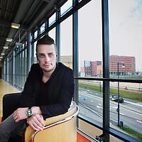 Nederland, Amsterdam , 25 april 2013.<br /> Jeroen Ohlenbosch van Eigen Haard voor bij het artikel in Ymere Werkt omtrent flexibele huren.<br /> Foto:Jean-Pierre Jans