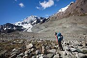 Mont Blanc de Cheilon, Switzerland.
