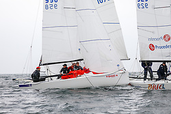 , Kiel - Maior 28.04. - 01.05.2018, J 70 -  - GER 958 - Klaus BRINKBÄUMER - Hamburger Segel-Club e. V