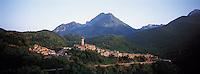 Italie, Toscane, Region de Garfagnana, Village de Minucciano // Minucciano, Garfagnana, Tuscany, Italy