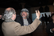 ADRIAN DANNAT; ALLESANDRA PONOMAREV, the 1st Antartic Biennale, Antartic Pavilion,  Venice Biennale,  Thursday 11 May 2017