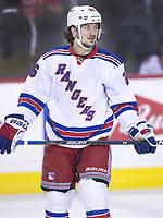 BILDET INNGÅR IKEK I FASTAVTALER. ALL NEDLASTING BLIR FAKTURERT.<br /> Ishockey<br /> Foto: imago/Digitalsport<br /> NORWAY ONLY<br /> <br /> NHL Eishockey Herren USA player profile photo on New York Rangers Mats Zuccarello, from Norway, at a game against the Calgary Flames in Calgary, Alberta on Dec. 12, 2015. digital photo by Larry MacDougal Mats Zuccarello