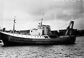1965 - Copy of photograph of fishing boat for Bord Iascaigh Mhara