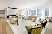 135 West 52nd Street: Full Floor Model Apartment