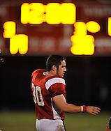 Keystone at Firelands varsity football on October 7, 2011.