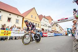 Radsport: 36. Bayern Rundfahrt 2015 / 4. Etappe, Zeitfahren, Hassfurt, 16.05.2015<br /> Cycling: 36th Tour of Bavaria 2015 / Stage 4, <br /> time trial, Hassfurt, 16.05.2015<br /> # 51 Degenkolb, John (GER, TEAM GIANT - ALPECIN)