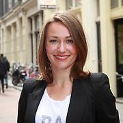 NLD/Amsterdam/20130513 -  Perspresentatie Baantjer, Sophie van Oers