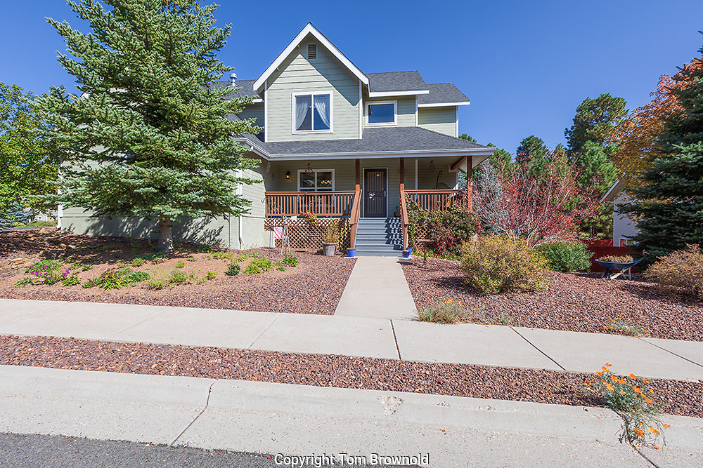 Homes for sale in and around Flagstaff, AZ.