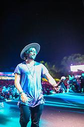 Alok se apresenta no Palco Planeta durante a 22ª edição do Planeta Atlântida. O maior festival de música do Sul do Brasil ocorre nos dias 3 e 4 de fevereiro, na SABA, na praia de Atlântida, no Litoral Norte gaúcho.  Foto: Emmanuel Denaui / Agência Preview