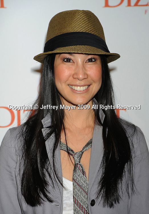 HOLLYWOOD, CA. - November 29: Lisa Ling arrives at the Dizzy Feet Foundation's Inaugural Celebration Of Dance at the Kodak Theatre on November 29, 2009 in Hollywood, California.