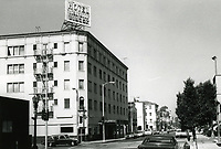 1972 Wilcox Hotel at Wilcox and Selma Aves.