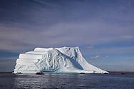 Iceberg in Hall Bredning, East Greenland