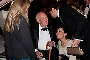 JOSS ACKLAND; RACHEL STIRLING, Post Olivier Awards Gala party. Waldorf Astoria. London. 13 March 2011. -DO NOT ARCHIVE-© Copyright Photograph by Dafydd Jones. 248 Clapham Rd. London SW9 0PZ. Tel 0207 820 0771. www.dafjones.com.