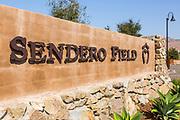 Sendero Field Monument of Rancho Mission Viejo