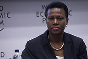 Olusola David-Borha, Chief Executive, Africa<br /> Standard Bank Group at the World Economic Forum on Africa 2017 in Durban, South Africa. Copyright by World Economic Forum / Greg Beadle