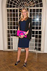 JODIE KIDD at a gala dinner to celebrate 15 Years of mothers2mothers hosted by Annie Lennox held at One Marylebone, 1 Marylebone Road, London NW1on 3rd November 2015.