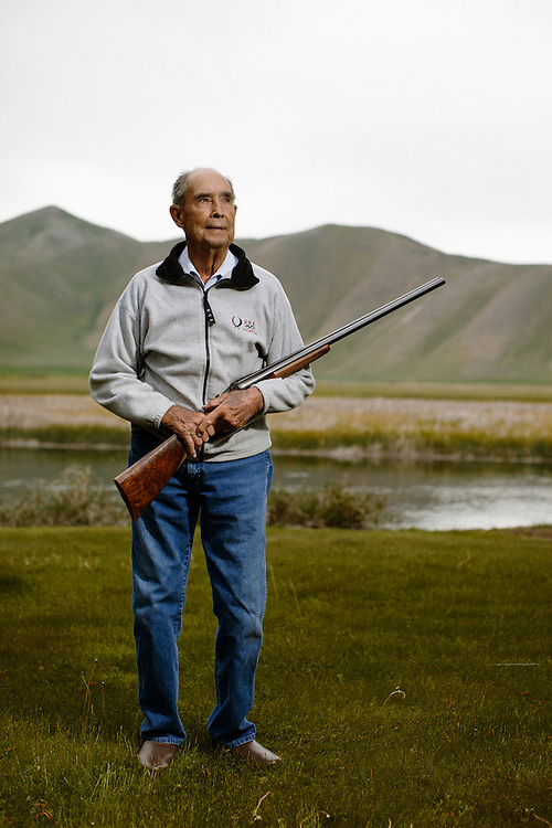 Bud Purdy discusses his old friend and hunting friend Ernest Hemingway.