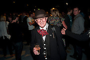 DR. JOHN  POPE-DE-LOCKSLEY, Nokia and Daid Bailey celebrate London ' Alive at Night' to launch Nokia N86. the Old Dairy, 6 Wakefield st. London. WC1. 26 August 2009.