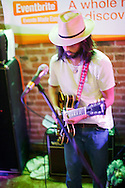 """Jackie Greene performed at the Barrel House in San Francisco, California on September 17, 2011 as part of Eventbrite's Concert Confidentail. Concert Confidential was advertised as, """"5 Cities. 5 Causes.1 Night."""" The San Francisco concert benefitted FOGG (Friends of the Golden Gate)."""