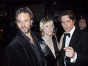 Anne Heche, Boyfriend and Hugh Grand.Warner Brothers/InStyle Magazine Post Golden Globe Party .Beverly Hilton Hotel, Los Angeles, CA .Sunday, January 21, 2001.Photo by CelebrityVibe.com...