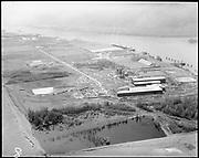 """""""Port of Portland. """"Aerials at Rivergate. April 8, 1969"""" (color see C02633-1/2)"""