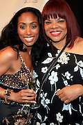 """l to r; Michele Murray, Alize Brand Director and Jaime Foster, Sister 2 Sister Magazine at The Ludacris Foundation 5th Annual Benefit Dinner & Casino Night sponsored by Alize, held at The Foundry at Puritan Mill in Atlanta, Ga on May 15, 2008.. Chris """"Ludacris"""" Bridges, William Engram and Chaka Zulu were the inspiration for the development of The Ludacris Foundation (TLF). The foundation is based on the principles Ludacris learned at an early age: self-esteem, spirituality, communication, education, leadership, goal setting, physical activity and community service. Officially established in December of 2001, The Ludacris Foundation was created to make a difference in the lives of youth. These men have illustrated their deep-rooted tradition of community service, which has broadened with their celebrity status. The Ludacris Foundation is committed to helping youth help themselves."""