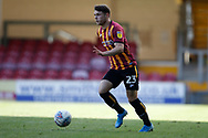Bradford City's Connor Wood(23) during the EFL Sky Bet League 2 match between Bradford City and Northampton Town at the Utilita Energy Stadium, Bradford, England on 7 September 2019.