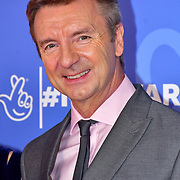 Jayne Torvill and Christopher Dean attends BBC1's National Lottery Awards 2019 at BBC Television Centre, 101 Wood Lane, on 15 October 2019, London, UK.